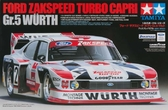 Автомобиль Ford Zakspeed Turbo Capri Gr.5