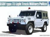 Японский внедорожник SUV (Полиция)
