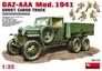 Грузовой  автомобиль  ГАЗ-AAA Обр. 1941 г. MiniArt 35173 основная фотография