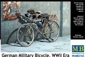 Немецкий военный велосипед Второй мировой войны