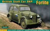 Британский автомобиль 8HP Forlite