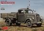 Немецкий легкий грузовик Typ 2,5-32 (1,5 ton) ICM 35401 основная фотография