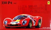 Автомобиль Ferrari 330P4 1967