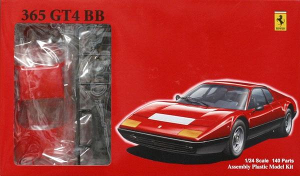 Автомобиль Ferrari 365GT4/BB Fujimi 12280