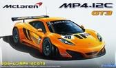 Автомобиль Mclaren MP4/12C GT3
