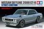 Автомобиль Nissan Skyline 2000 GT-R Street Custom Tamiya 24335 основная фотография
