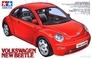Автомобиль Volkswagen New Beetle Tamiya 24200 основная фотография