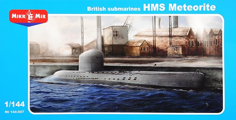 Британская подводная лодка