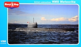 Британская подводная лодка HMS Meteorite
