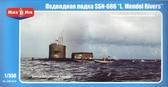Атомная подводная лодка США SSN-686 Mendel Rivers