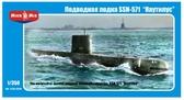 Атомная подводная лодка SSN-571 Наутилус