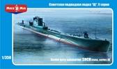 Советская подводная лодка Щ V серия