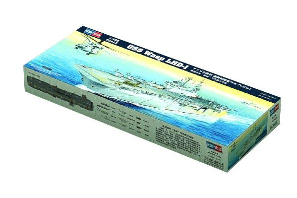 Американский десантный корабль Wasp LHD-1 Hobby Boss 83402