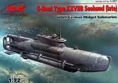 Немецкая подводная лодка типа XXVII Seehund (поздняя)