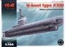 Немецкая подводная лодка типа XXIII ICM 004 основная фотография