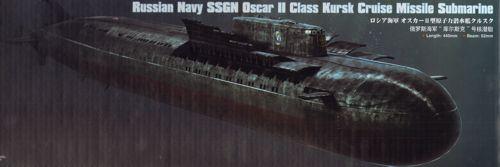 Подводная лодка  SSGN Oscar II Hobby Boss 83521