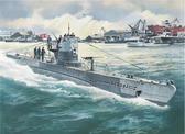 Немецкая подводная лодка Тип IIB (1943 г.)