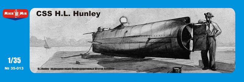 Подводная лодка Конфедеративных Штатов Америки