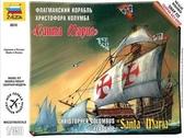 Флагманский корабль Христофора Колумба Санта-Мария