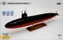 Подводная лодка Permit (SSN-594) ModelSvit 1402 основная фотография