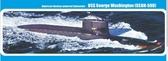 Американская атомная подводная лодка Джордж Вашингтон (SSBN-598)