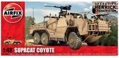 Вездеход-амфибия Supacat HMT600 Coyote от Airfix