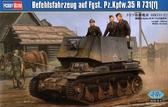 Командирская машина FGST. Pz.Kpfw.35 R 731 (F)