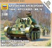 Британский крейсерский танк А13 Mk.II Крусайдер Mk.IV