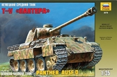 Немецкий легкий танк Пантера Ausf.D