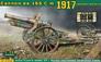 Пушка Cannon de 155 C m.1917 (деревянные колеса) Ace 72543 основная фотография
