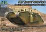 Британский танк Mk I