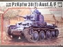 Чешский танк Pz.Kpfw. 38(t) Ausf. E/F Panda 16001 основная фотография
