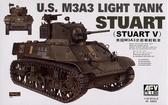 Легкий танк M3A3