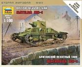 Британский пехотный танк Matilda MK-1