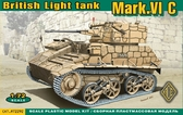 Британский легкий танк Mark.VI C
