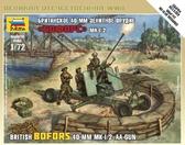 Британское 40-мм зенитное орудие Бофорс Mk - 1/2