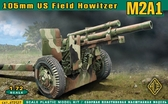 Американская полевая 105mm гаубица M2A1