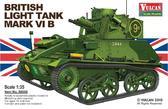 Британский легкий танк Mk VI B