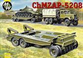 Прицеп-тяжеловоз ChMZAP-5208