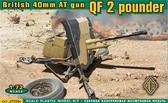 Британская 40мм противотанковая пушка QF 2 pounder
