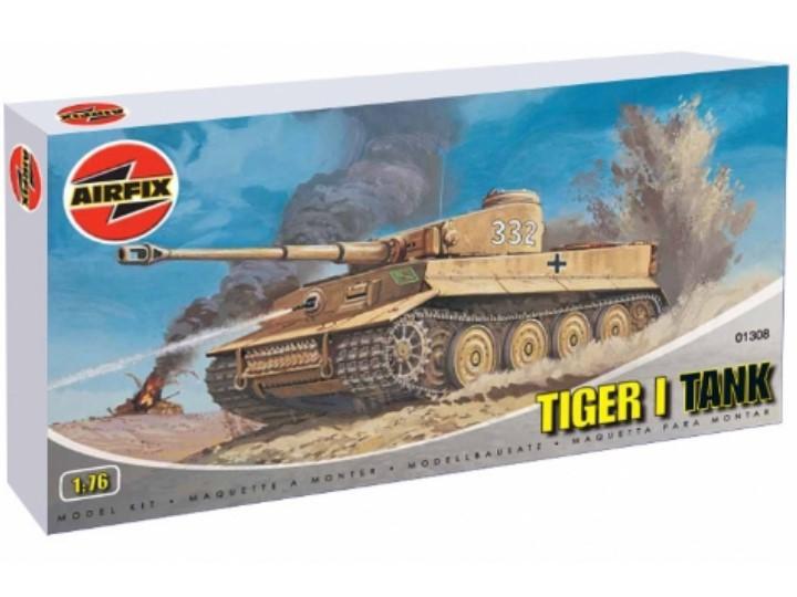 Танк Тигр I Airfix 01308