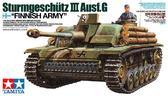 Немецкая САУ Sturmgeschutz III Ausf. G