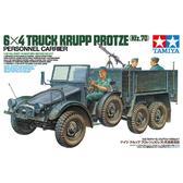 Немецкий грузовик Krupp Protze 1 ton (6x4)