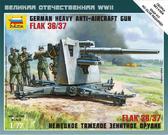Немецкое зенитное орудие Flak 36/37