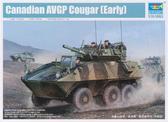 Канадский БТР Cougar 6x6 AVGP
