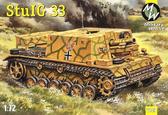 Немецкая САУ StuIG 33