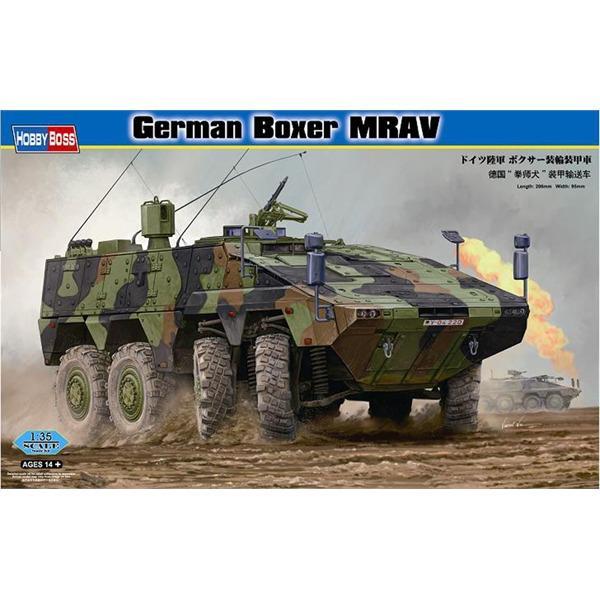 Немецкий танк Boxer MRAV Hobby Boss 82480
