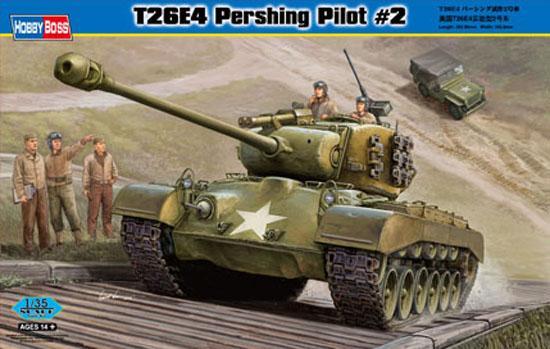 Танк T26E4 Супер Першинг Hobby Boss 82427