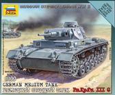 Немецкий средний танк Pz.Kp.fw III G