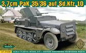 Бронетранспортер 37 мм PaK 35/36 auf Sd.Kfz 10